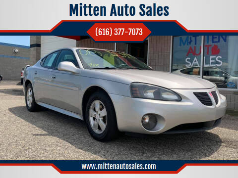 2008 Pontiac Grand Prix for sale at Mitten Auto Sales in Holland MI