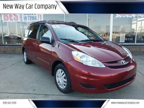 2010 Toyota Sienna for sale at New Way Car Company in Grand Rapids MI