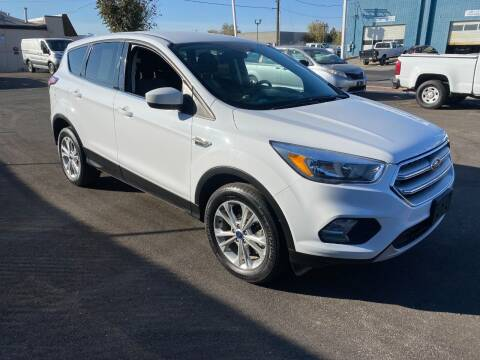 2017 Ford Escape for sale at Major Car Inc in Murray UT