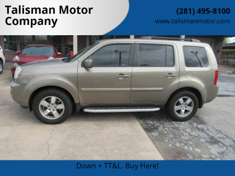 2010 Honda Pilot for sale at Don Jacobson Automobiles in Houston TX