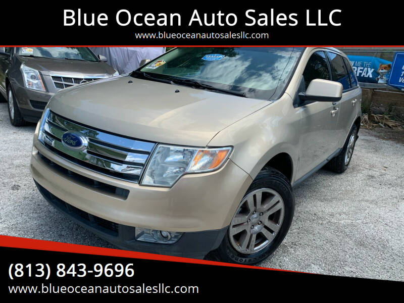 2007 Ford Edge for sale at Blue Ocean Auto Sales LLC in Tampa FL