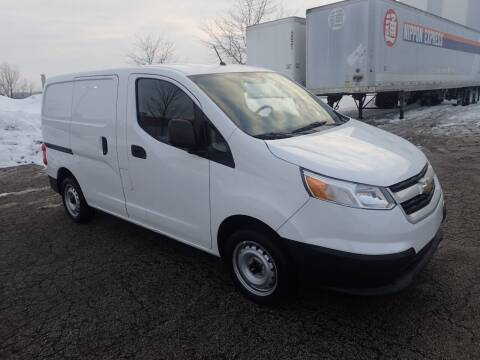 2018 Chevrolet City Express Cargo for sale at OUTBACK AUTO SALES INC in Chicago IL