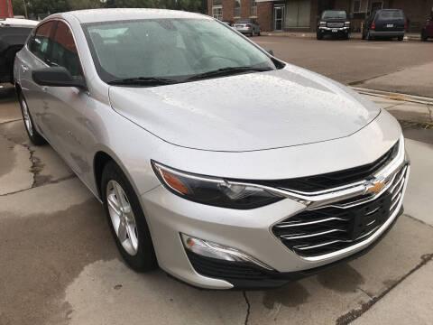 2019 Chevrolet Malibu for sale at Mustards Used Cars in Central City NE
