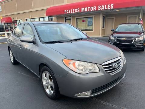 2010 Hyundai Elantra for sale at Payless Motor Sales LLC in Burlington NC