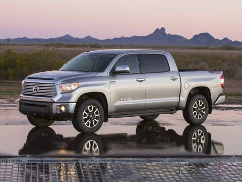 2016 Toyota Tundra for sale at Tom Peacock Nissan (i45used.com) in Houston TX