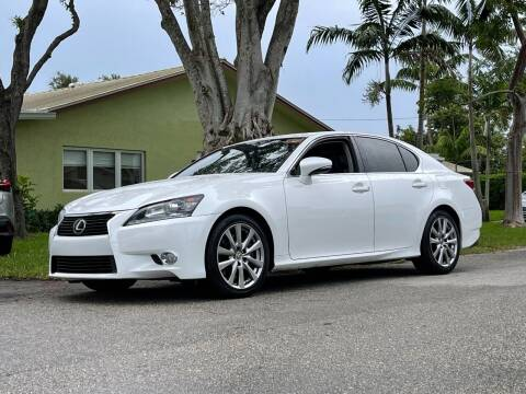 2014 Lexus GS 350 for sale at Auto Direct of South Broward in Miramar FL