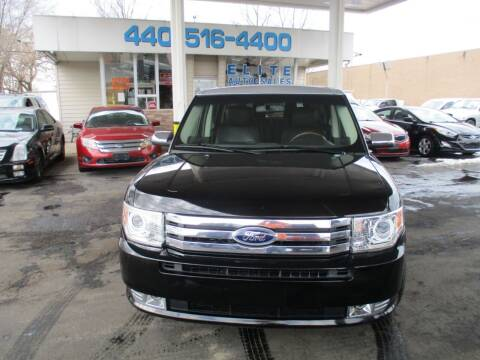 2012 Ford Flex for sale at Elite Auto Sales in Willowick OH