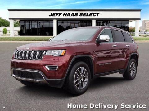 2019 Jeep Grand Cherokee for sale at JEFF HAAS MAZDA in Houston TX