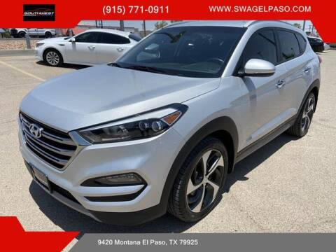 2017 Hyundai Tucson for sale at SOUTHWEST AUTO GROUP-EL PASO in El Paso TX