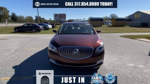 2015 Buick LaCrosse for sale at INDY AUTO MAN in Indianapolis IN