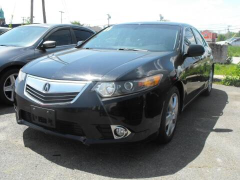 2011 Acura TSX for sale at Merrimack Motors in Lawrence MA