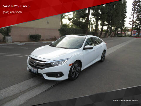 "2018 Honda Civic for sale at SAMMY""S CARS in Bellflower CA"