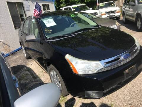 2011 Ford Focus for sale at Klein on Vine in Cincinnati OH