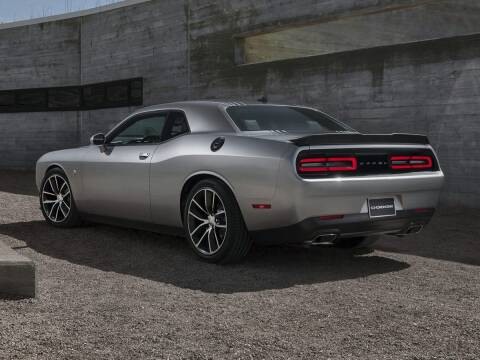 2016 Dodge Challenger for sale at PHIL SMITH AUTOMOTIVE GROUP - Joey Accardi Chrysler Dodge Jeep Ram in Pompano Beach FL