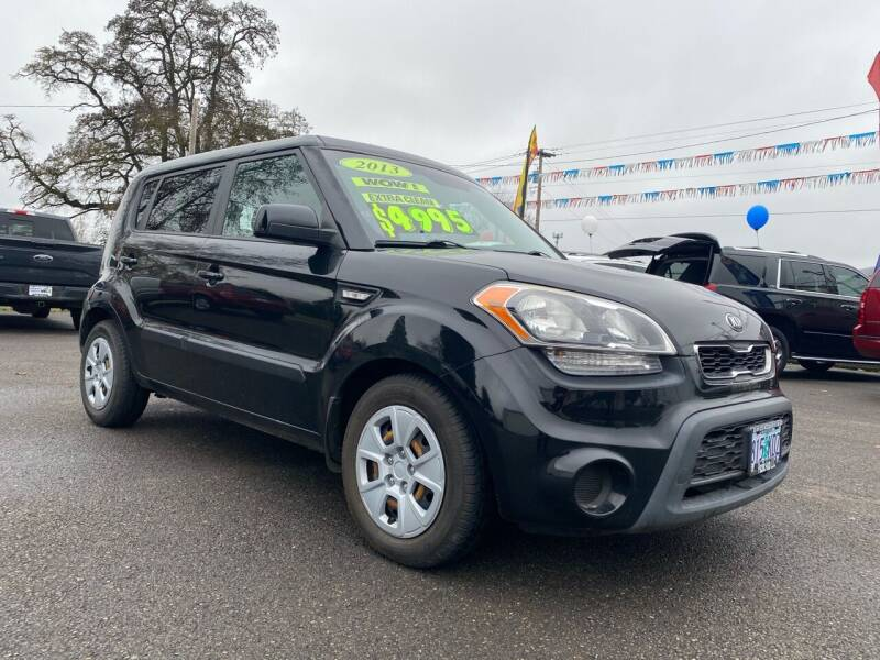 2013 Kia Soul 4dr Crossover 6A - Woodburn OR