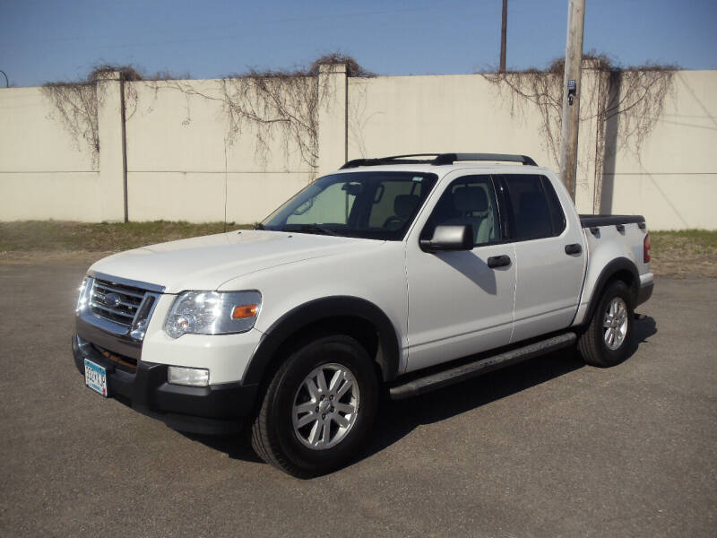 2008 Ford Explorer Sport Trac for sale at Metro Motor Sales in Minneapolis MN