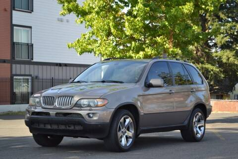 2005 BMW X5 for sale at Skyline Motors Auto Sales in Tacoma WA