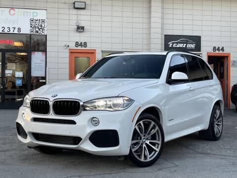 2016 BMW X5 for sale at Z Carz Inc. in San Carlos CA