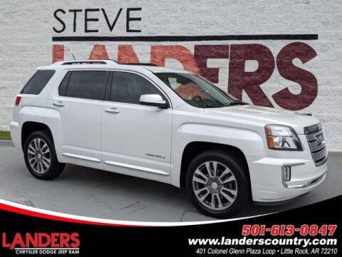2017 GMC Terrain for sale at The Car Guy powered by Landers CDJR in Little Rock AR