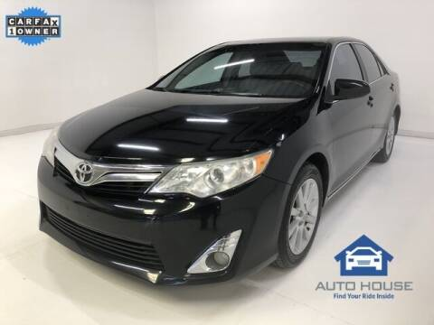 2012 Toyota Camry for sale at AUTO HOUSE PHOENIX in Peoria AZ