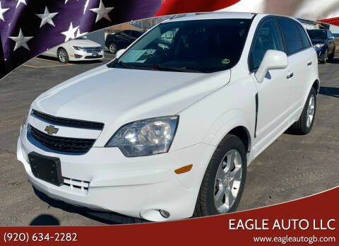 2014 Chevrolet Captiva Sport for sale at Eagle Auto LLC in Green Bay WI