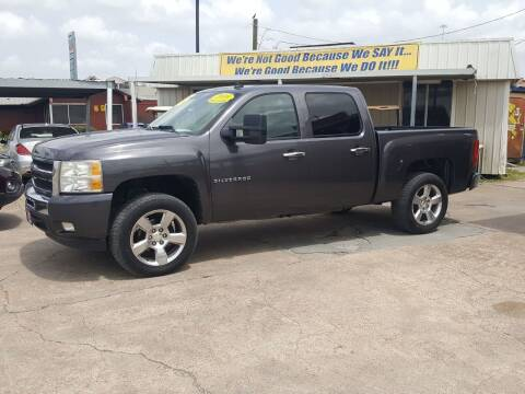 2010 Chevrolet Silverado 1500 for sale at Taylor Trading Co in Beaumont TX
