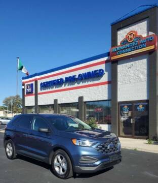 2019 Ford Edge for sale at Ultimate Auto Deals DBA Hernandez Auto Connection in Fort Wayne IN