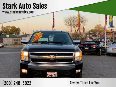 2011 Chevrolet Silverado 1500 for sale at Stark Auto Sales in Modesto CA