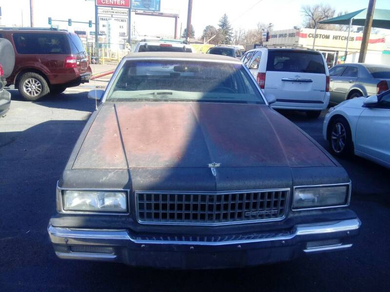 used 1989 chevrolet caprice for sale in lawton ok carsforsale com carsforsale com