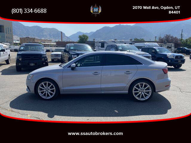 2015 Audi A3 for sale at S S Auto Brokers in Ogden UT