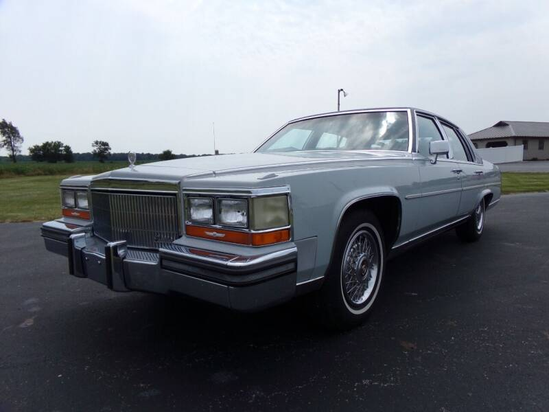 1989 Cadillac Brougham for sale at Westpark Auto in Lagrange IN