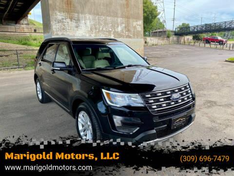 2016 Ford Explorer for sale at Marigold Motors, LLC in Pekin IL