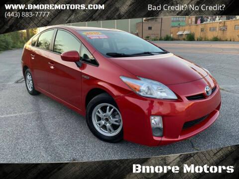 2010 Toyota Prius for sale at Bmore Motors in Baltimore MD
