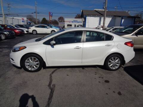 2014 Kia Forte for sale at Cars Unlimited Inc in Lebanon TN