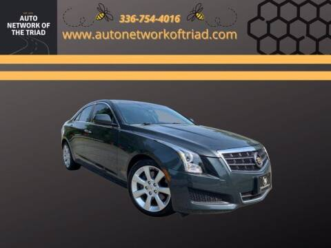 2014 Cadillac ATS for sale at Auto Network of the Triad in Walkertown NC