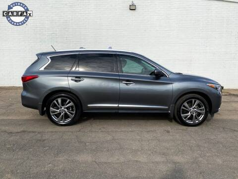 2015 Infiniti QX60 for sale at Smart Chevrolet in Madison NC