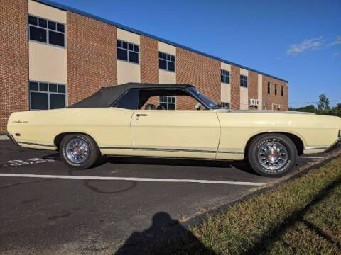 1969 Ford Fairlane 500 for sale at Classic Car Deals in Cadillac MI