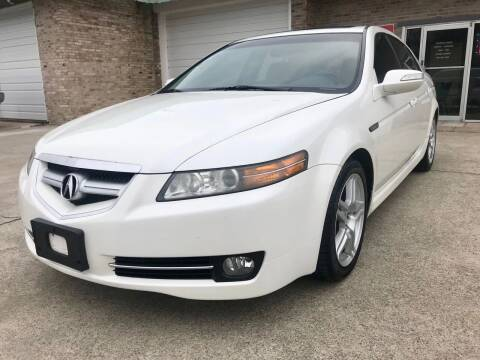 2007 Acura TL for sale at HillView Motors in Shepherdsville KY