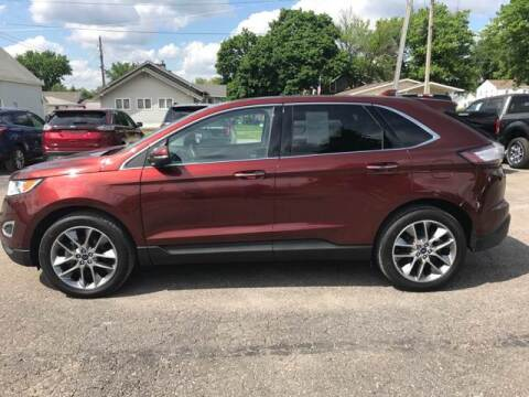 2015 Ford Edge for sale at Albia Motor Co in Albia IA