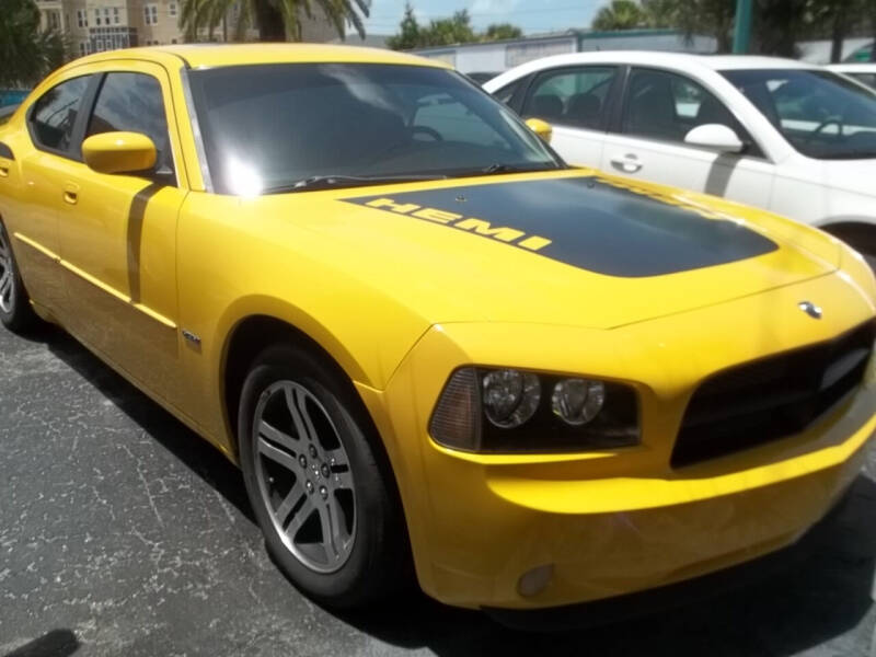 2006 Dodge Charger for sale at PJ's Auto World Inc in Clearwater FL