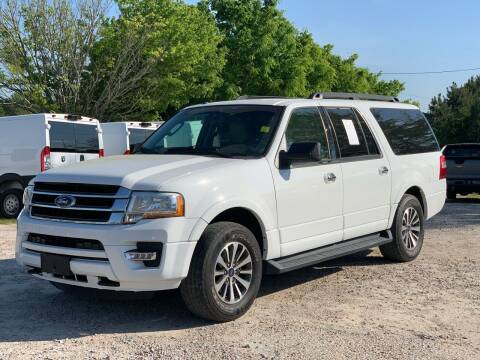 2015 Ford Expedition EL for sale at DAB Auto World & Leasing in Wake Forest NC