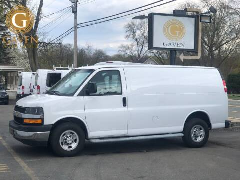 2018 Chevrolet Express Cargo for sale at Gaven Auto Group in Kenvil NJ