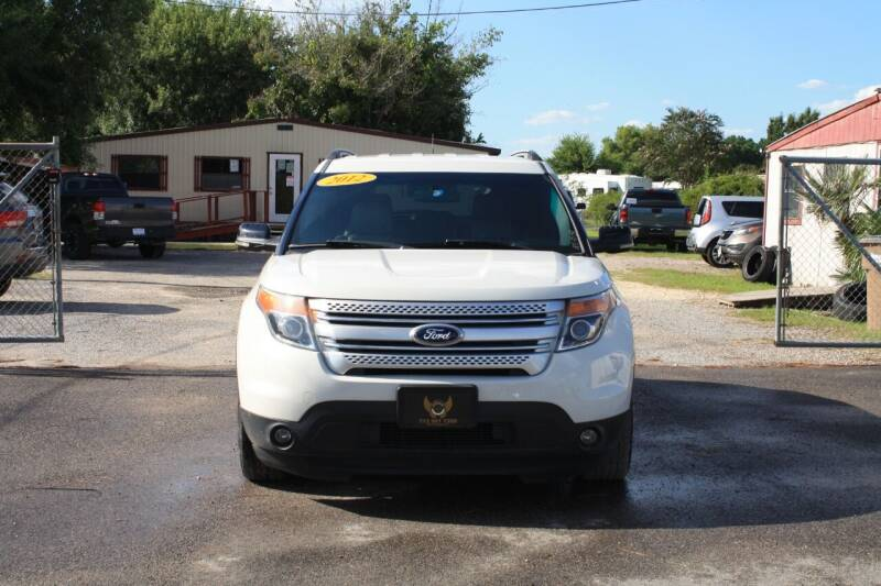 2012 Ford Explorer for sale at Fabela's Auto Sales Inc. in Dickinson TX
