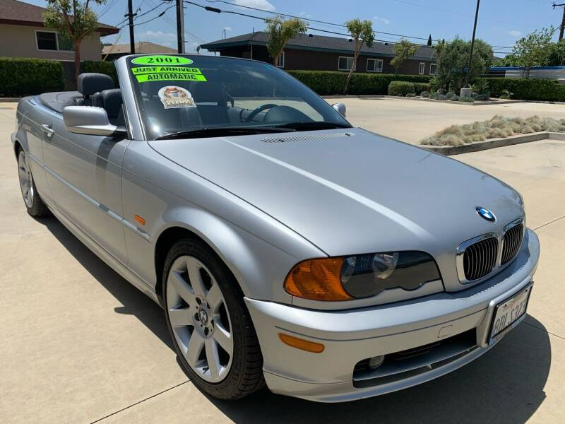 2001 BMW 3 Series for sale at Select Auto Wholesales in Glendora CA