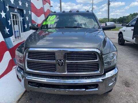 2010 Dodge Ram Pickup 2500 for sale at The Truck Lot LLC in Lakeland FL