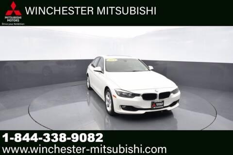 2015 BMW 3 Series for sale at Winchester Mitsubishi in Winchester VA
