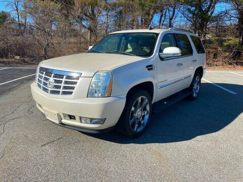 2008 Cadillac Escalade for sale at Westford Auto Sales in Westford MA