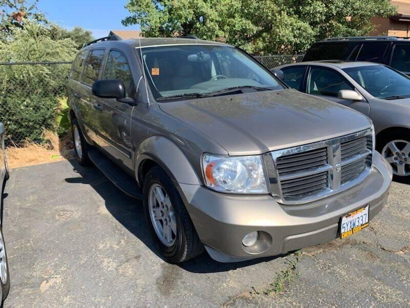 2007 Dodge Durango for sale at Contra Costa Auto Sales in Oakley CA