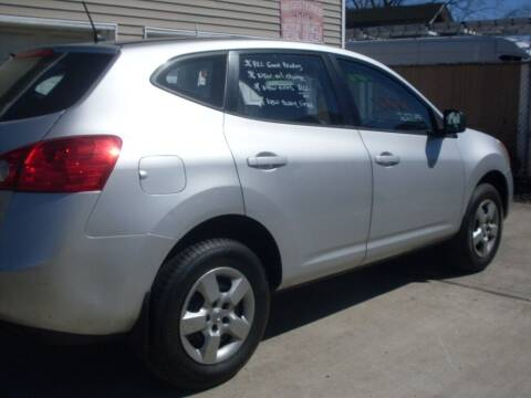 2009 Nissan Rogue for sale at Flag Motors in Islip Terrace NY