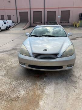 2003 Lexus ES 300 for sale at BWC Automotive in Kennesaw GA